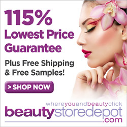 115% Lowest Price Guarantee Only At beautystoredepot.com